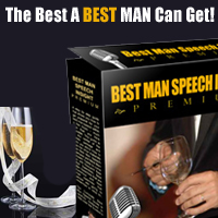 Best Man Wedding Speeches